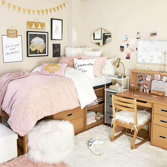 5 Cute Dorm Room Ideas I M Obsessing Over